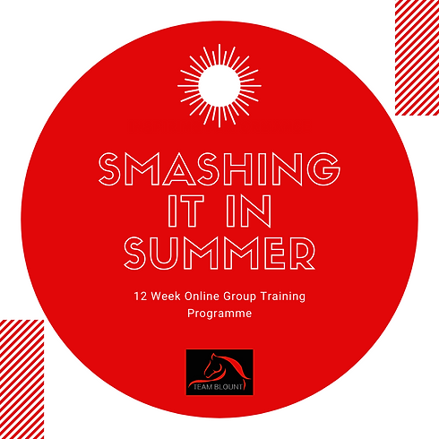 Smashing it in Summer - What's holding you back?