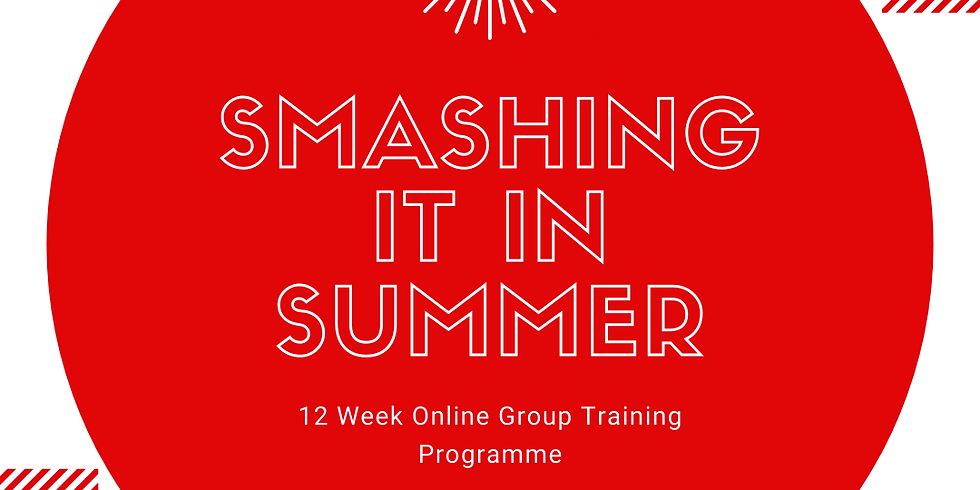 Smashing it in Summer - Looking at the bigger picture.