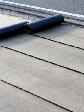 Modified Bitumen Flat Roof