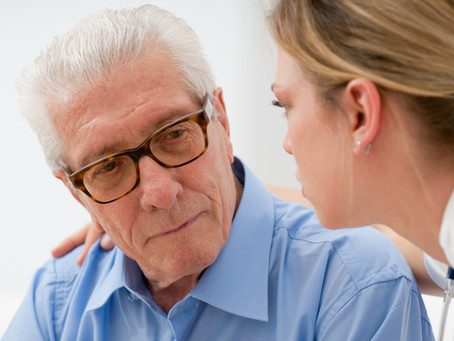 When is it time for a loved one with Alzheimer's to be placed in a memory care community?