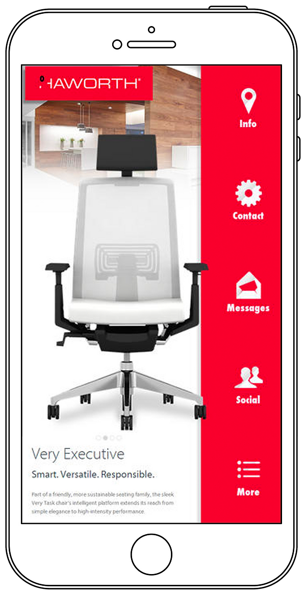 Van Andel Areana Mobile App by Grand Apps