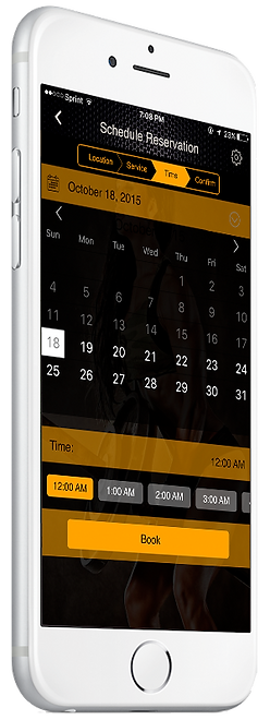 Mobile Scheduling App Grand Apps