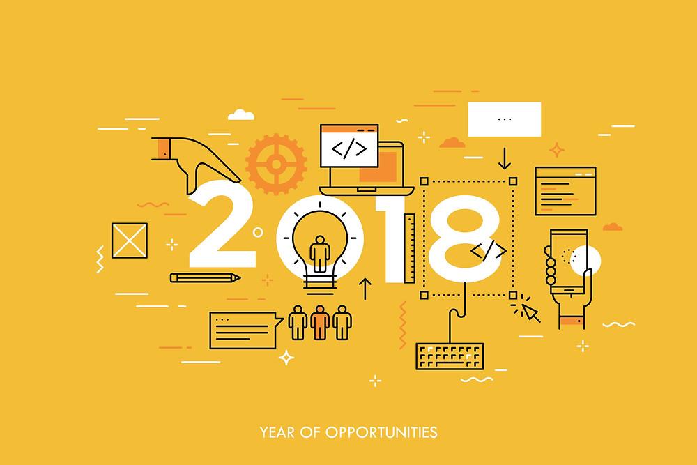 2018 Web Trends