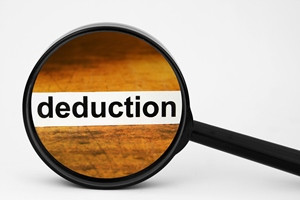 High Gravity Depreciation Deductions
