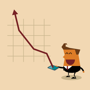 iPad Revenue Increase Graph Man.png