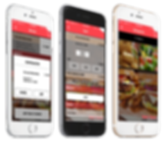 Mobile Food Ordering App Grand Apps