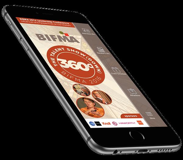 event mobile app development
