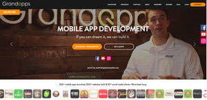 Grand Apps Homepage
