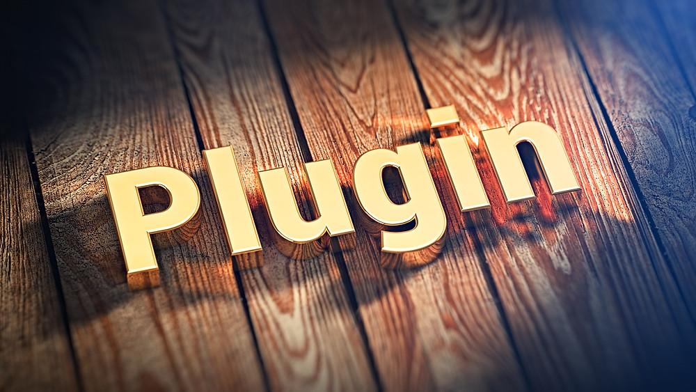Plugin on Wood Panel