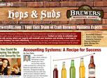 The First Edition of Hops & Suds is Now Available