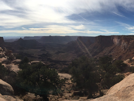 Dead Horse State Park - Moab, UT - Trail Review