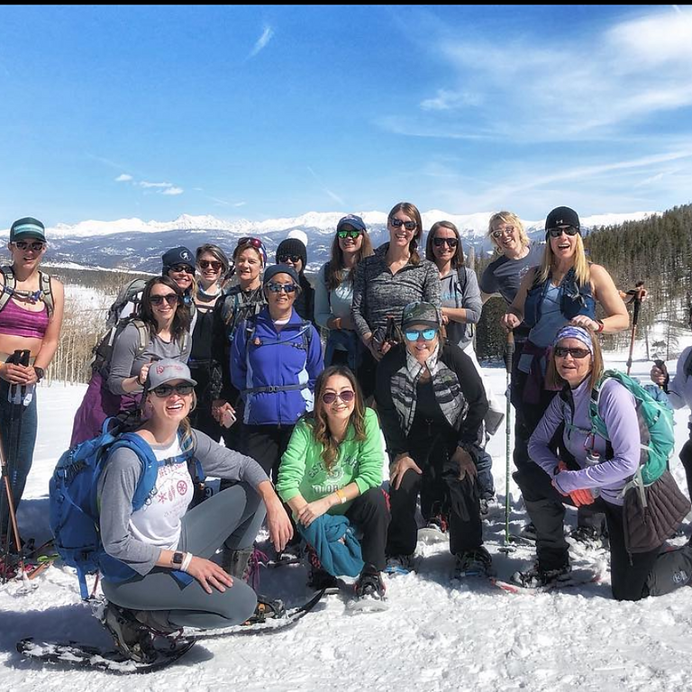 Ladies Snow Mountain Ranch Winter Weekend Retreat