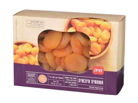חברת מיה משיקה מארזי פירות יבשים לבישול ואפייה