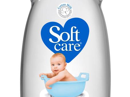 מותג הטיפוח לתינוקות Soft Care  משיק: שמן גוף לתינוק