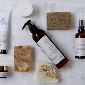 """Ama Lurra"" מציגה סדרת תכשירים טבעיים לטיפוח עור הפנים והגוף"