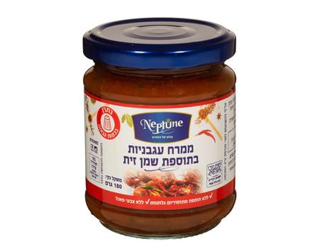 """""""נפטון"""" משיקה: """"ממרח עגבניות בתוספת שמן זית"""""""