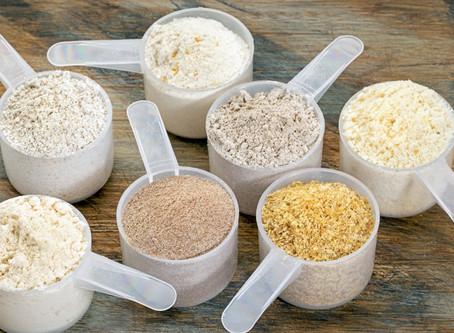 אילו סוגי קמח בריאים יותר?