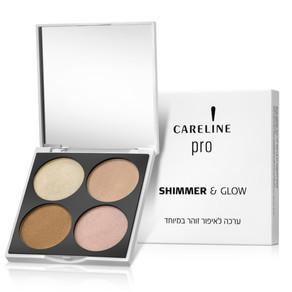 קרליין מציגה:  CARELINE Pro  - Shimmer & Glow