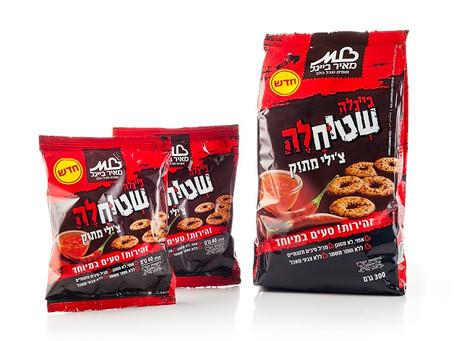 """חברת """"מאיר בייגל"""" משיקה בייגלה חדש בסדרת """"שטוחלה"""" ובטעם ראשון מסוגו בישראל: צ&#3"""