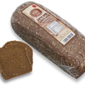 """חברת """"ביכורים"""" משיקה לחם שיפון - 100% מלא"""