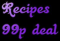 Recipes 99p deal.png