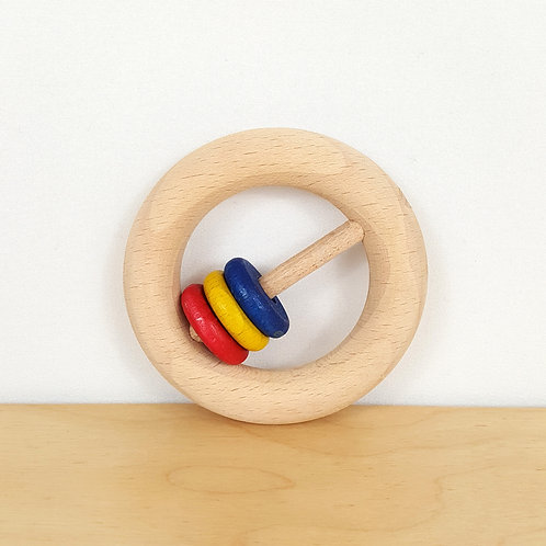 Ring Rattle (3m+)