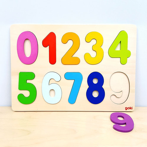 Numbers Puzzle (24m+)