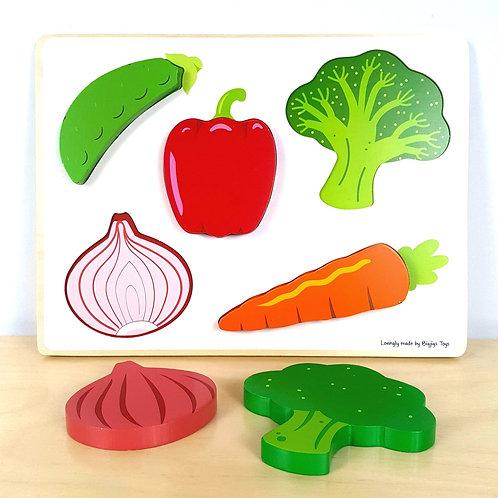 Veggie Puzzle (18m+)