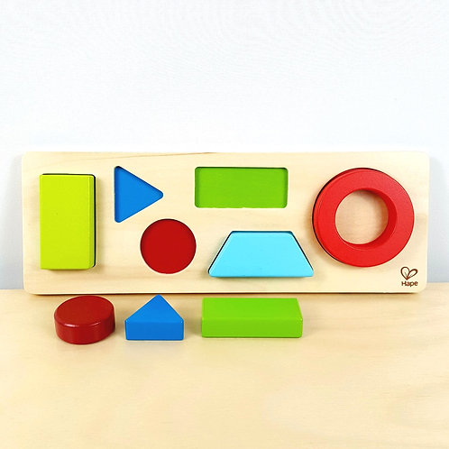 Two-Sided Shape Puzzle (18m+)