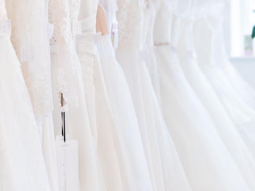 Brudklänning secondhand hos bröllopsbruket