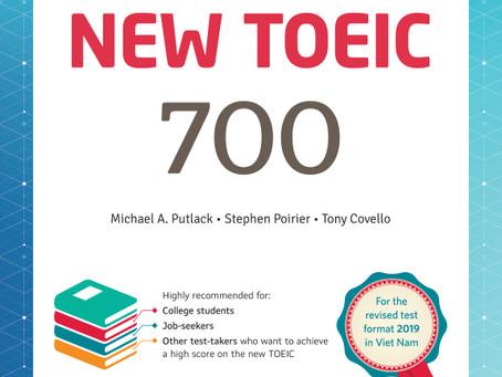 Sách TỰ HỌC TOEIC 700 FORMAT MỚI - BenzenEnglish