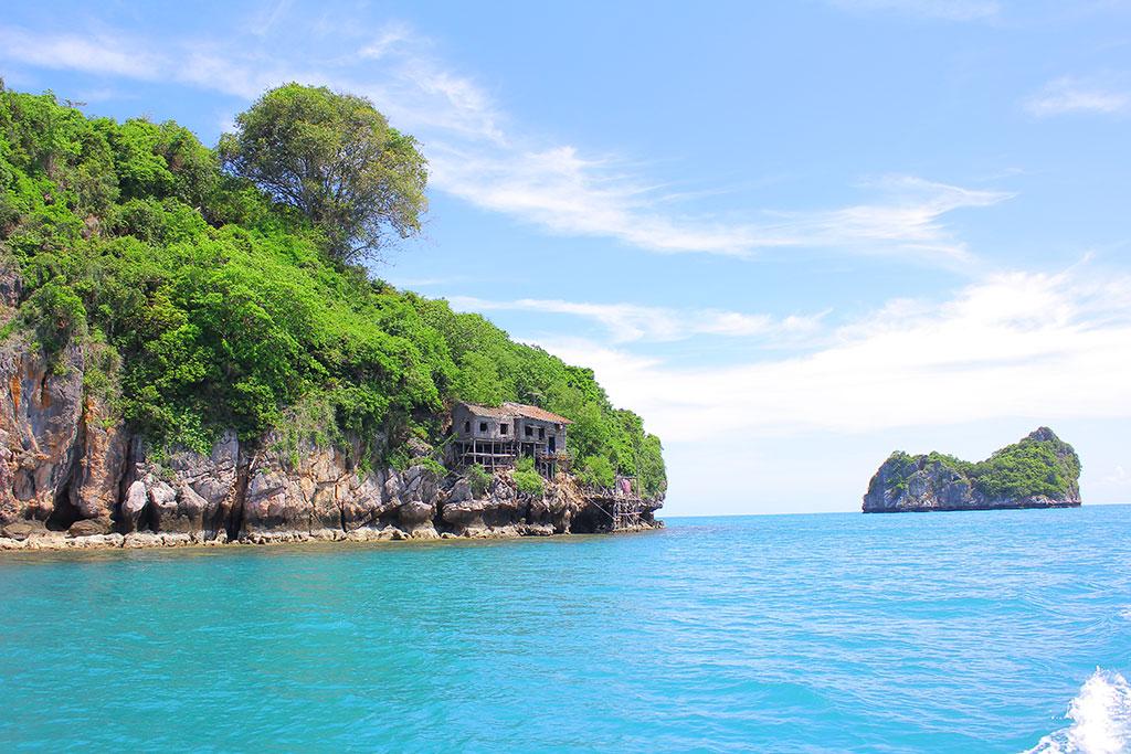 The Five Island