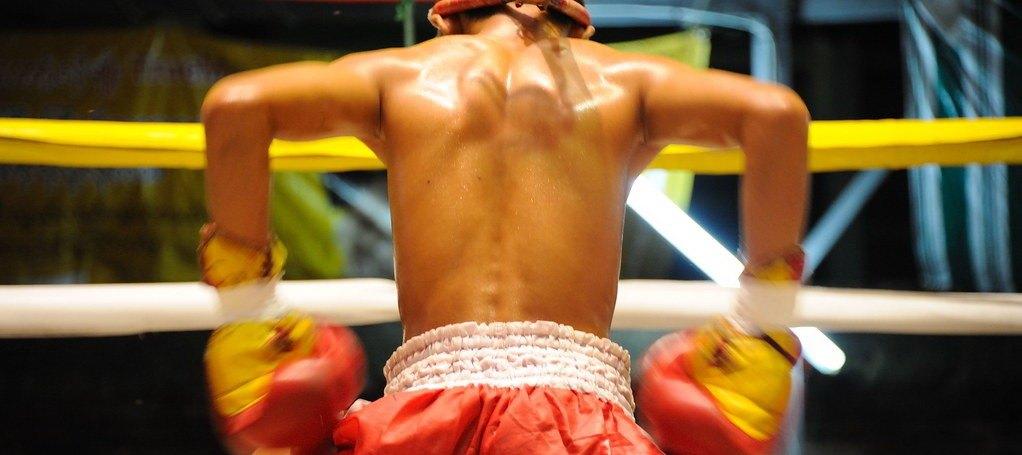 Pray before fight