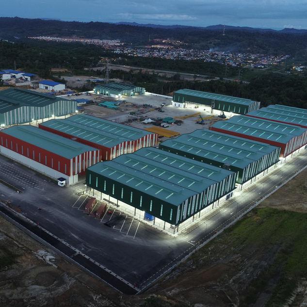 Bintulu Integrated Energy Hub (BIEH)