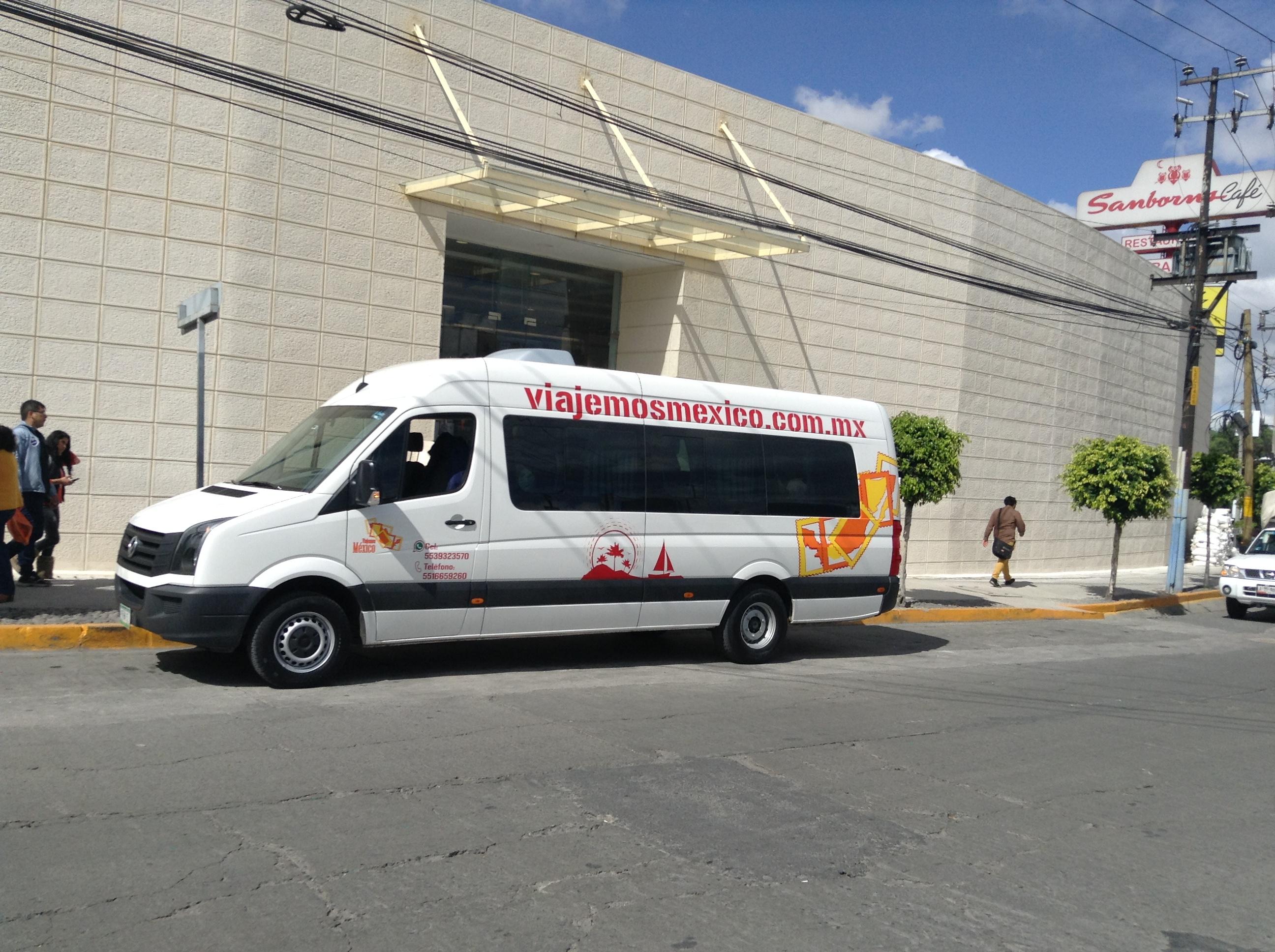 Vans Sprinter y Crafter de Turismo