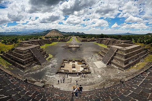 Tour Teotihuacan - Basílica de Guadalupe