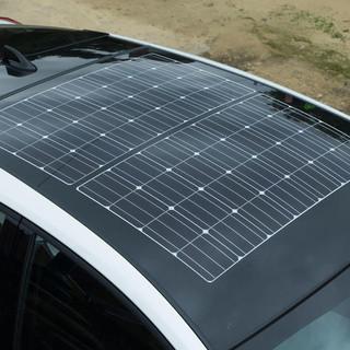 Toyota Prius Solar Panel