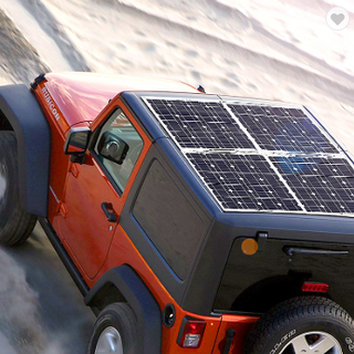 Jepp Roof Solar Panel