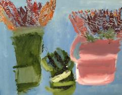 """Colorful Still Life"" by Nierra Dyer"