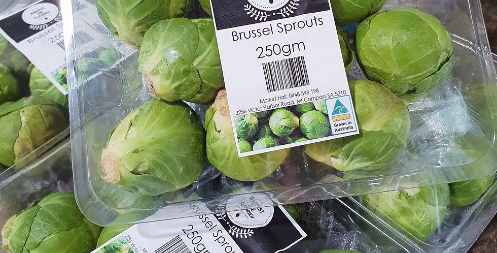 Brussels Sprouts - 250gm