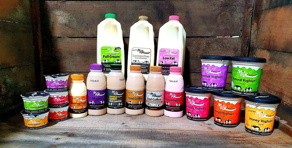 Fleurieu Milk Company