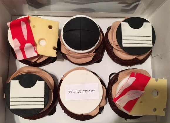 """Un-Kosher"" Cupcakes"