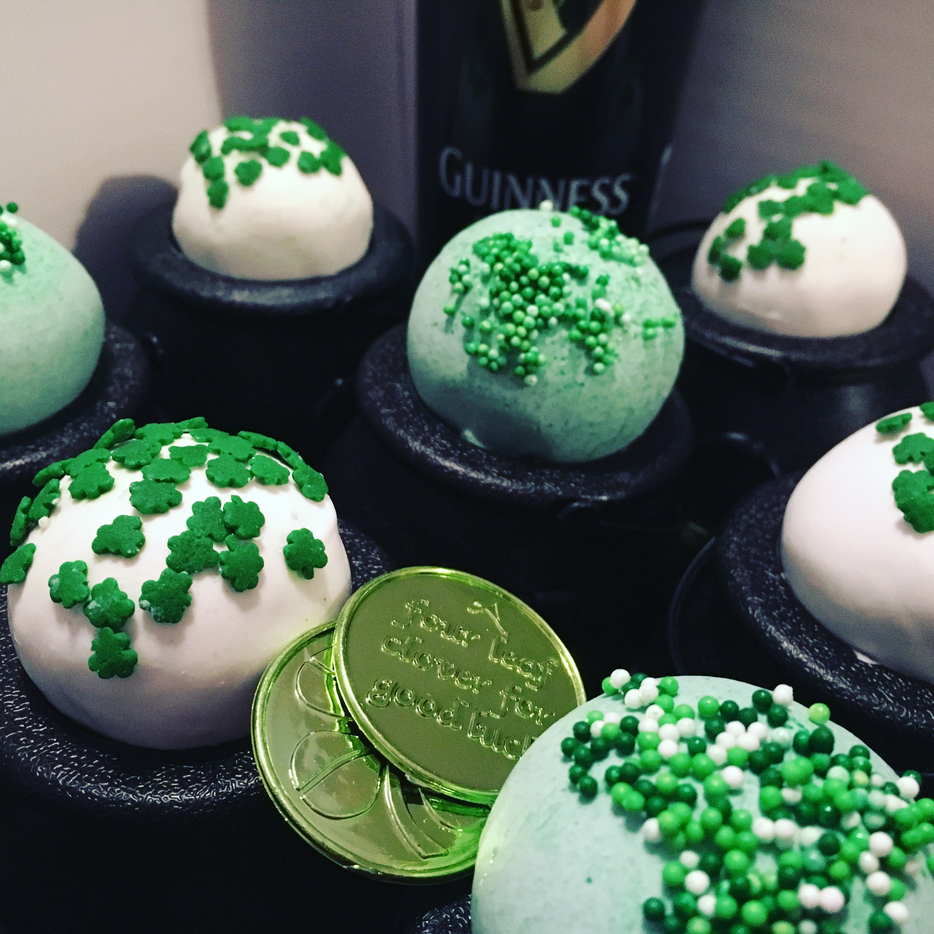 Pot of Gold Truffles