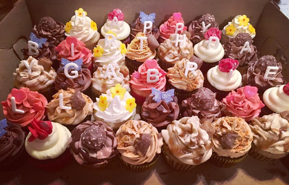 Special Order Birthday Cupcakes