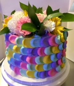 Easter Spring Cake