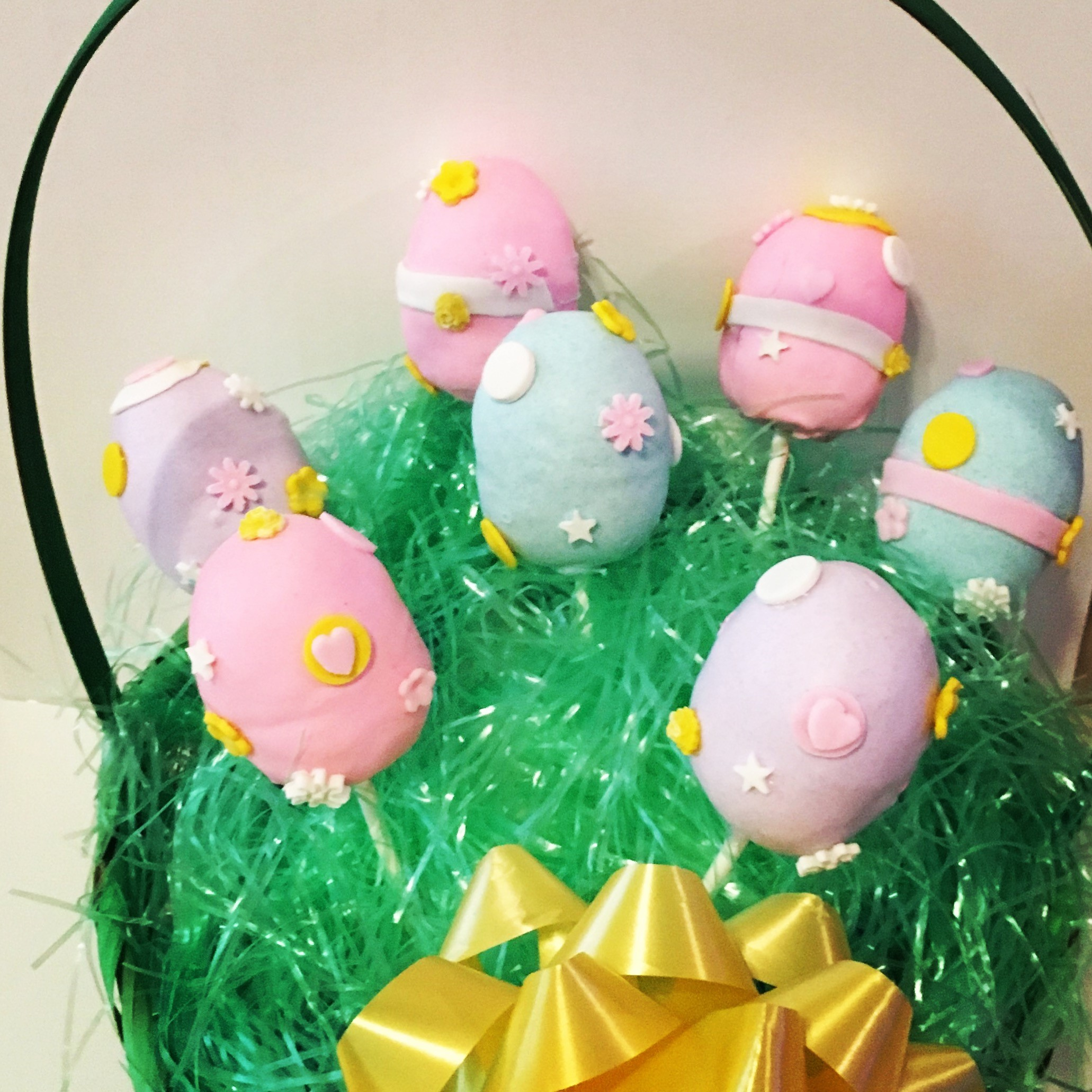 Easter Egg Pops