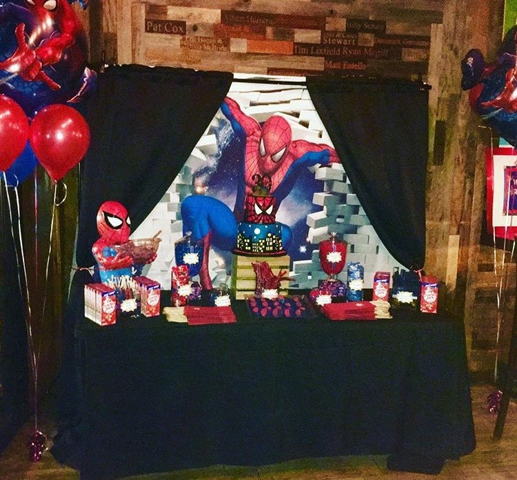 30th Birthday Candy Table