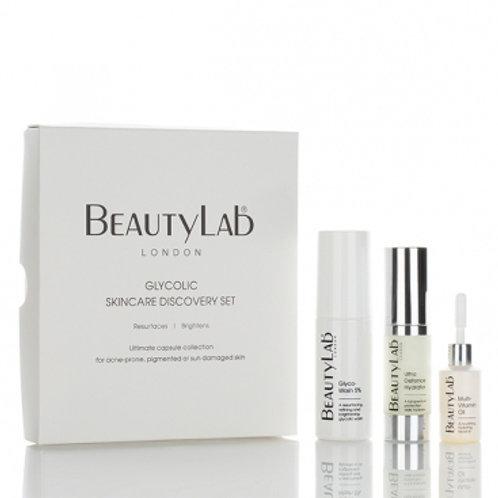 Beauty Lab Glycolic Discovery Set