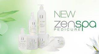 New Zenspa Pedicure