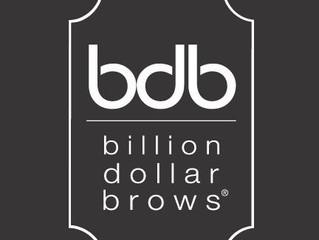 Billion Dollar Brows Coming this February at The Nail Boudoir